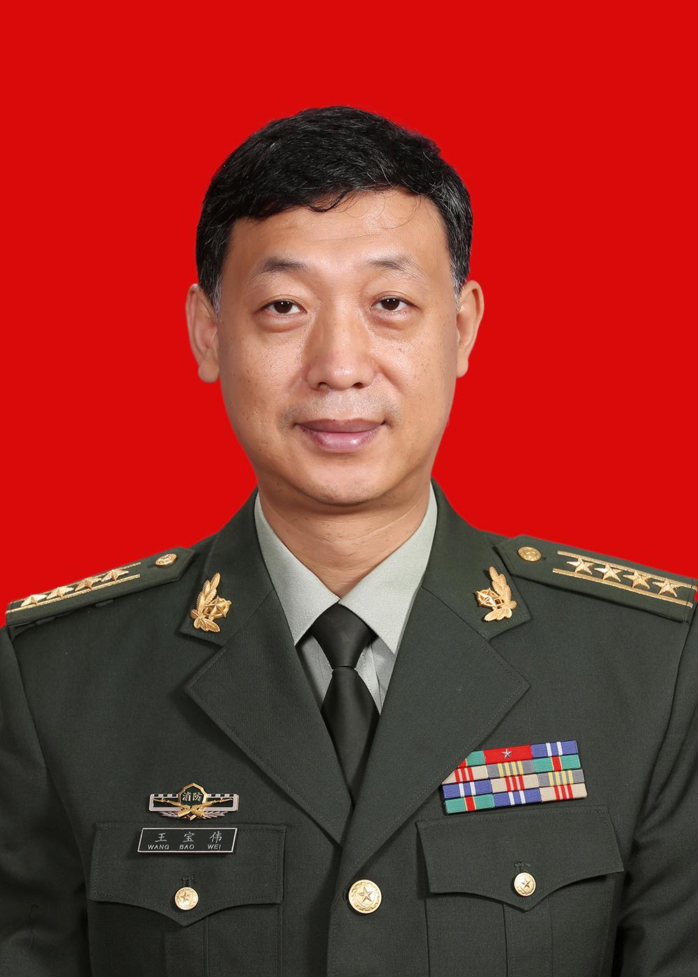 公安部消防局社会消防工作指导处处长王宝伟简历