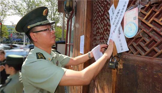 新疆各地消防部门严查火患保平安