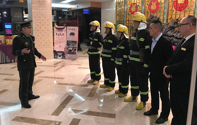 北京市加强餐饮场所消防安全工作