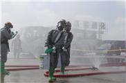 危险化学品车辆事故处置